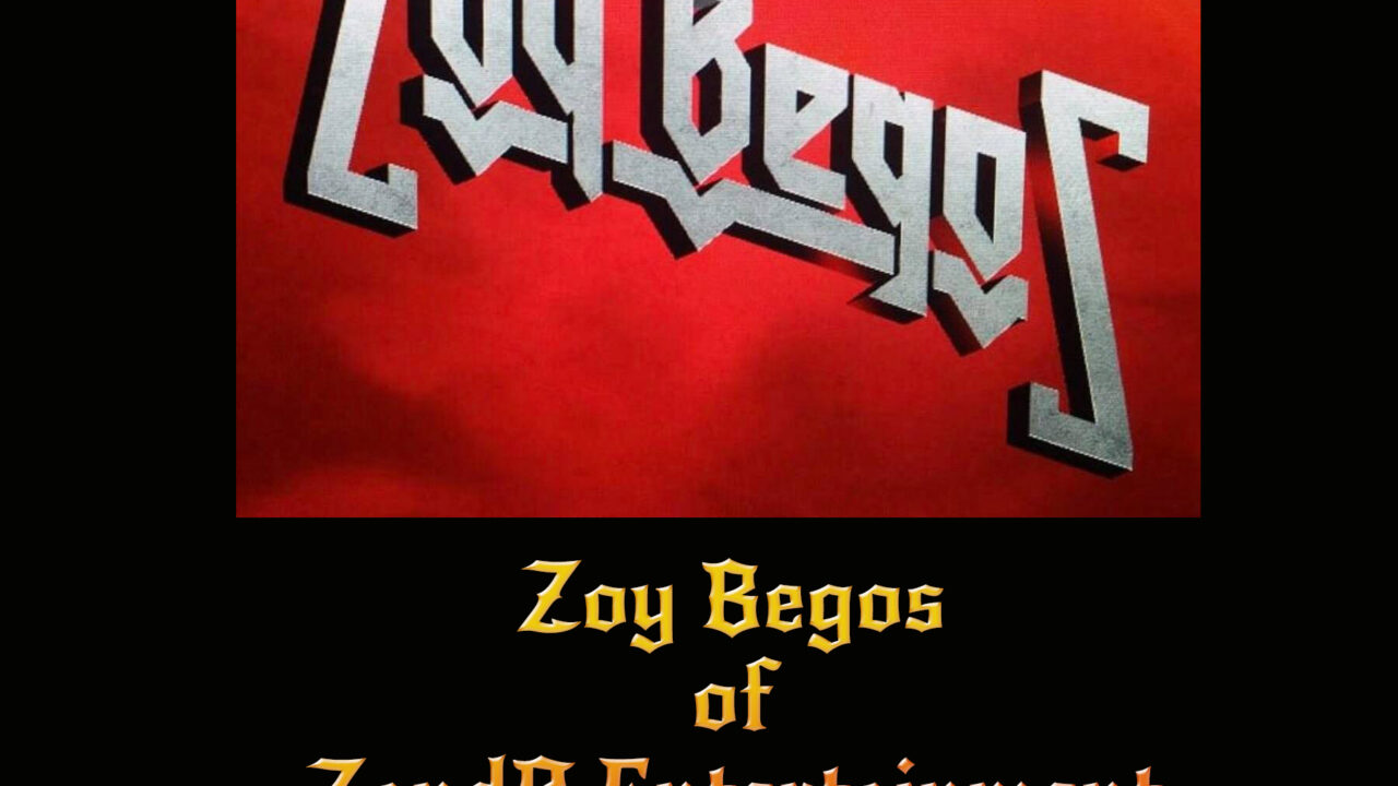 Metal Chick Podcast - Zoy Begos, the WAMI's and ZandR Entertainment